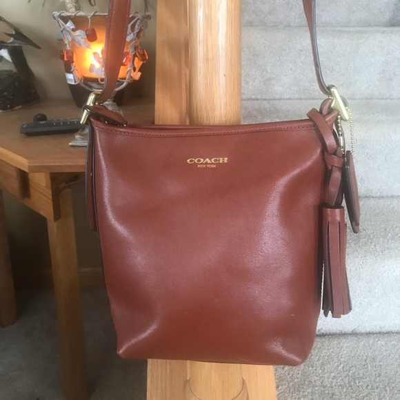 Coach Handbags - Coach Legacy Mini Duffle